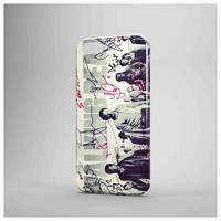 The Walking Dead Cover Movie And Signature iPhone Case Samsung Galaxy Case TM00 3D