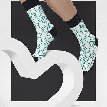 LØVE + FUN Socks First Season - The Lucky Leaf