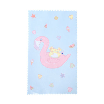 [Pixie] Plaming Milkychu Glasses Cleaning Cloth