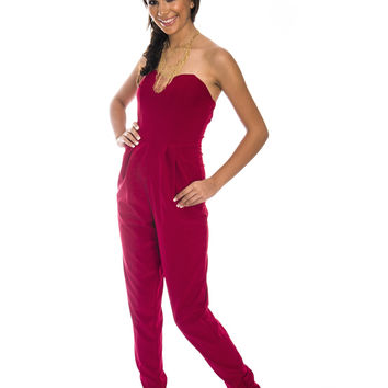 City Girl Jumpsuit