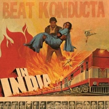 Madlib - Beat Konducta Volume 3: Beat Konducta in India LP