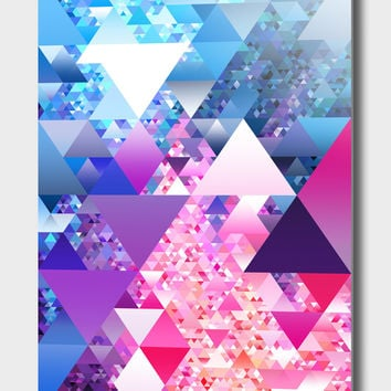 «Fractal Pixels VI / EE» Aluminum Print by ArtDesignWorks - Exclusive Edition from $74.9 | Curioos