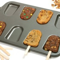 Norpro Nonstick Cake-Sicle Pan with 24 Sticks