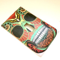 Single Light Switch Plate CoverDay of the Dead by SokayDesigns