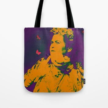 My Mother is... Tote Bag by Azima