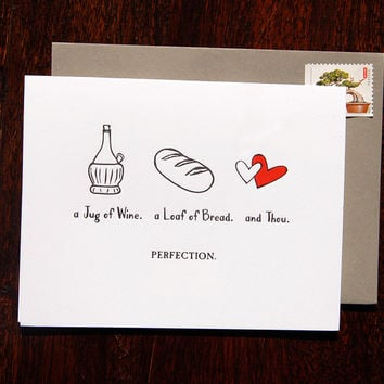 Love Perfection Card