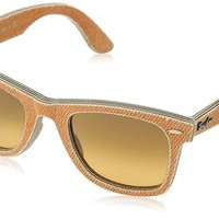 Ray-Ban RB2140 Wayfarer Floral Sunglasses