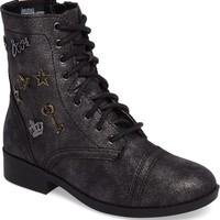 Steve Madden JRecruit Charm Boot (Little Kid & Big Kid) | Nordstrom