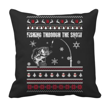 Limited Edition - Ugly Fishing Pillow Case