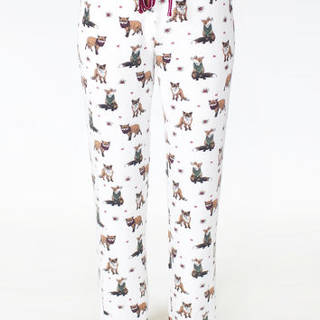 PJ Salvage Fox Hunt Pant Natural
