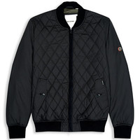 Ben Sherman Quilted Bomber Jacket