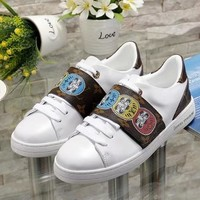 Louis Vuitton Women Fashion Simple  Casual  Sneakers Sport Shoes