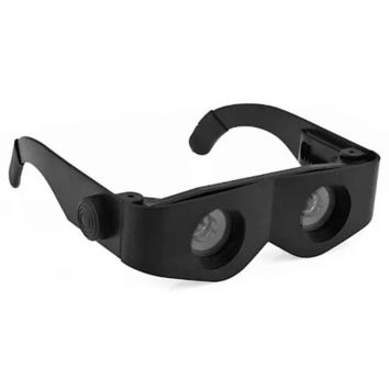 Wearable Binoculars - Hands Free Binoculars And Eye Glasses Together