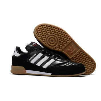 Ready Stock Adidas MUNDIAL GOAL INDOOR Sports Shoes Casual Shoes Soccer Shoes