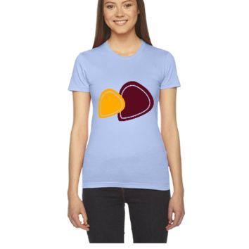 guitar picks - Women's Tee