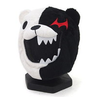Danganronpa the Animation Monokuma Stuffed Mask