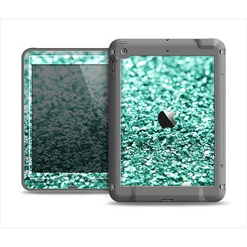 The Glimmer Green Apple iPad Air LifeProof Nuud Case Skin Set