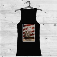 Mr Pebbles Fallout 4 Custom Tank Top | Men Tank Top | Woman Tank Top | T-shirt | Shirts