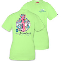 "Simply Southern ""Tall"" Short Sleeve Tee"