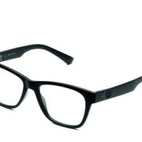 Adidas Originals - AOR016O Black Eyeglasses / Demo Lenses