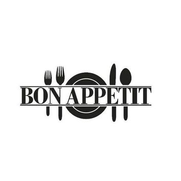 Ac NOOW2 Removable Kitchen Decor Bon Appetit Decals Vinyl Wall S