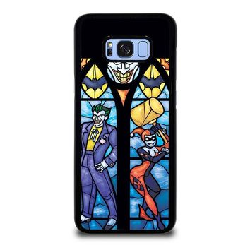 JOKER AND HARLEY QUINN ART Samsung Galaxy S8 Plus Case Cover