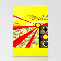 Sunny Stationery Cards by Mittelbach Marenco Florencia