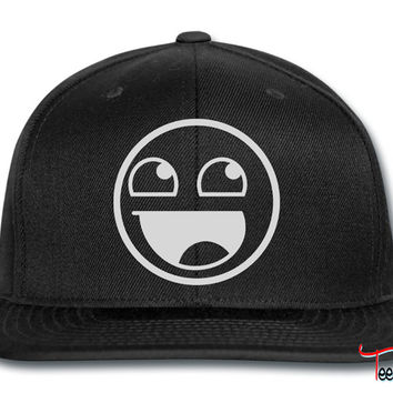 Awesome Smiley 1c Snapback