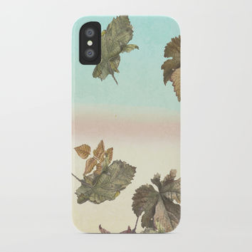 Autumn leaves.... iPhone Case by anipani