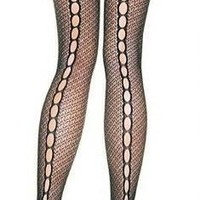 Stockings with Sexy Pattern