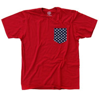 US Soccer Stars Pocket T-shirt