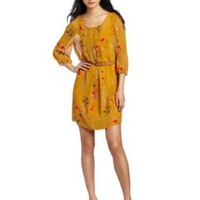 Kensie Women's Airy Floral Dress