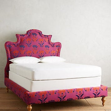 Fan-Woven Ainsworth Bed