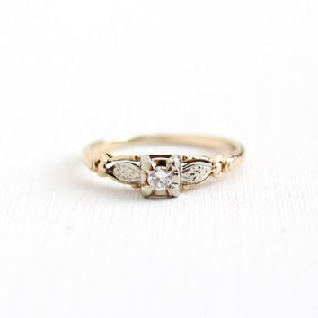 Best 1 4 Carat Diamond Engagement Ring Yellow Gold Products on Wanelo 2971eed15