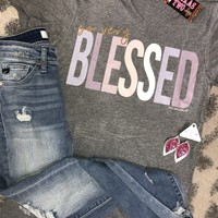 So Very Blessed Graphic tee (S-2XL)