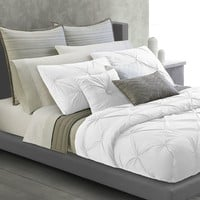 Apt. 9 Twist Comforter Set (White)