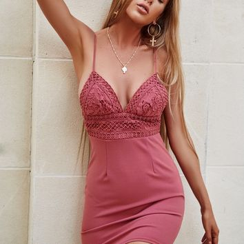 Secret Wishes Dress (Rose)