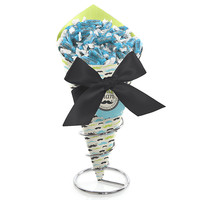 Baby Shower Candy Bouquets with Frooties - Dashing Little Man