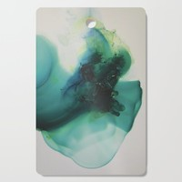 Anahata (Heart Chakra) Cutting Board by duckyb