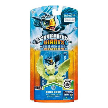 Skylanders GIANTS Glow in the Dark Sonic Boom