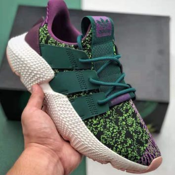 "Dragon Ball Z x Adidas Prophere ""Cell Running Sports Sneakers Shoes"