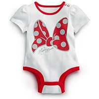 Minnie Mouse Disney Cuddly Bodysuit for Baby | Disney Store