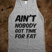 FOR FAT