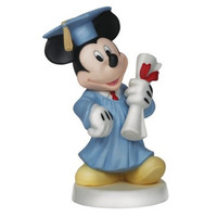 Congrats! You Did it - Mickey Mouse - Precious Moments