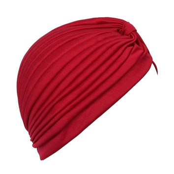 Red Turban Hat