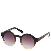 Round Keyhole Sunglasses - New In This Week - New In - Topshop