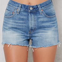 Levi's Sierra Oasis 501 Cutoff Denim Shorts at PacSun.com