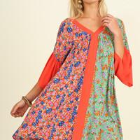 """Sunshine Festival"" Tunic/Dress"