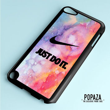 Nike Just Do it glitter iPod Touch 5 Case
