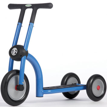 Italtrike Pilot Blue 3 Wheels Scooter - 100-04